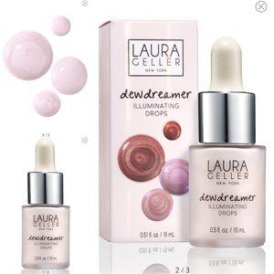 Laura Geller DrewDreamer liquid highlighter